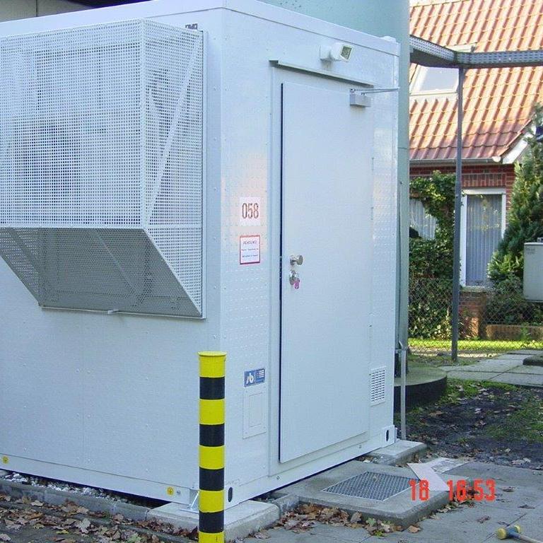 Systemtechnikcontainer / Telekommunikationscontainer