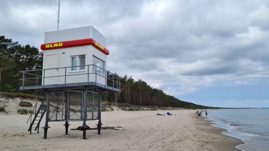 Neue Strandrettungswachtürme für Usedom